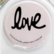 "Fiskars® Teresa Collins Intricate Shape Punch, Love, 5.1"" x 2.5"" x 8.6"""