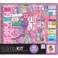Me & My Big Ideas® Boxed Album Kit, 12in. x 12in., Tie Dye Friends