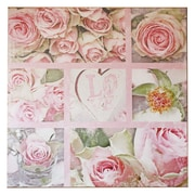 Melissa Frances Love Of Roses Canvas Color Print