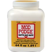 Plaid:Craft® Mod Podge® 64 oz. Furniture Finisher, Matte