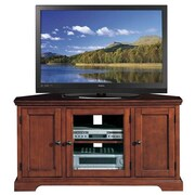 Woodbridge Home Designs Cherry 46'' Corner TV Stand