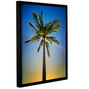 ArtWall In The Shade by Antonio Raggio Framed Photographic Print on Wrapped Canvas; 48'' H x 36'' W