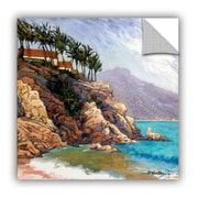 ArtWall Cabo San Lucas by Rick Kersten Art Appeelz Removable Wall Decal; 24'' H x 24'' W