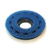 O-Cedar Commercial MaxiPlus 0.03'' Rotary Scrub Brush; 14'' H x 14'' W x 2.5'' D