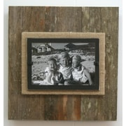 Beach Frames Large Single Picture Frame; Brown