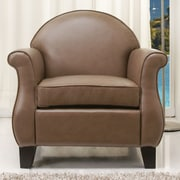 Gold Sparrow Fresno Arm Chair; Taupe