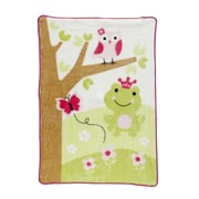 Bedtime Originals Magic Kingdom Warm and Cozy Blanket