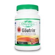 Organika® –  Goutrin en capsules végétales, paq./2 x 120