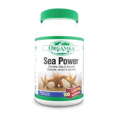 Organika® Sea Power Capsules, 4 x 100/Pack