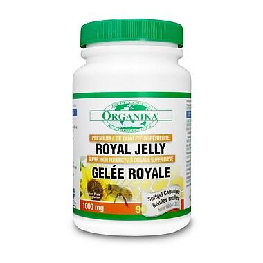 Organika® Premium Royal Jelly Softgels, 2 x 90/Pack
