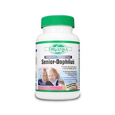 Organika® Senior-Dophilus Vegetarian Capsules, 2 x 60/Pack