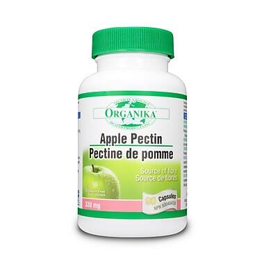 Organika® Apple Pectin Capsules, 4 x 90/Pack