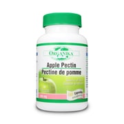 Organika® Apple Pectin Capsules, 4 x 90/Pack