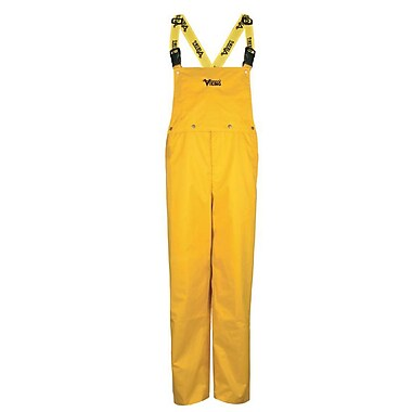 Viking Journeyman 420D Nylon Rain Pant, Medium, Yellow
