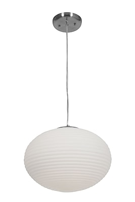 Access Lighting Callisto 2 Light Globe Pendant WYF078277454464