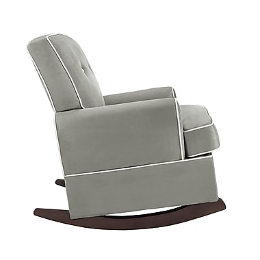 Dorel Living Baby Relax Tinsley Rocking Chair; Gray