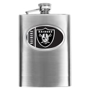 Simran NFL Bar Basics Hip Flask; Oakland Raiders