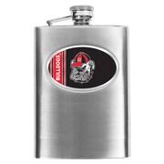 Simran NCAA Bar Basics Hip Flask; Georgia Bulldogs