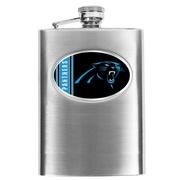 Simran NFL Bar Basics Hip Flask; Carolina Panthers
