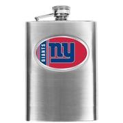 Simran NFL Bar Basics Hip Flask; New York Giants