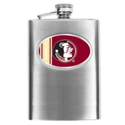 Simran NCAA Bar Basics Hip Flask; Florida State Seminoles