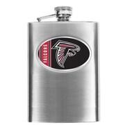 Simran NFL Bar Basics Hip Flask; Atlanta Falcons