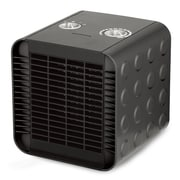 Advanced Tech Infrared 750 - 1,500 Watt Cube Portable Space Heater with Fan