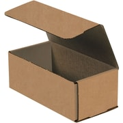"10""x4""x2"" Partners Brand Corrugated Mailers, 50/Bundle (M1042K)"