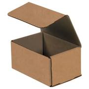 "07 1/8""x5""x3"" Partners Brand Corrugated Mailers, 50/Bundle (MLR3K)"