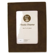 Trend Lab Fabric Covered Ultrasuede Picture Frame
