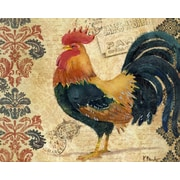 Magic Slice Gourmet Rooster by Paul Brent Non-Slip Flexible Cutting Board; 12'' L x 15'' W