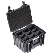 B&W Type 2000 Outdoor Case with RPD Insert; Yellow