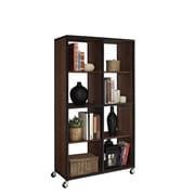 "Altra Furniture Mason Ridge 58.7"" Wood Bookcase, Cherry (9630096)"