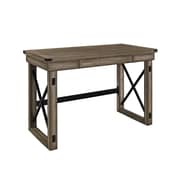 Altra Furniture Wildwood 9835096 30 Engineered Wood Writing Desk, Rustic Gray