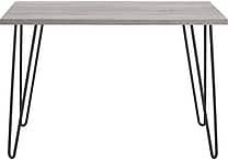 Altra Furniture Owen 9851296PCOM Engineered Wood Retro Desk, Sonoma Oak