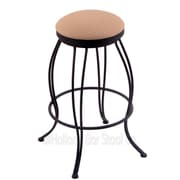 Holland Bar Stool Georgian 30'' Swivel Bar Stool with Cushion; Axis Summer