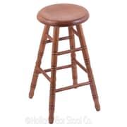 Holland Bar Stool 36'' Swivel Bar Stool; Medium Oak