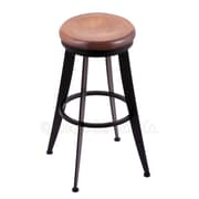 Holland Bar Stool Laser 30'' Swivel Bar Stool; Medium Maple
