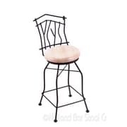 Holland Bar Stool Aspen 25'' Swivel Bar Stool; Natural Maple