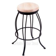 Holland Bar Stool Georgian 30'' Swivel Bar Stool; Natural Maple