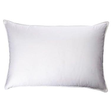 Blue Ridge Home Fashion 1000 Thread Count Siberian Down Pillow; King