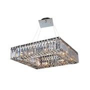 Allegri Quadro 8-Light Pendant