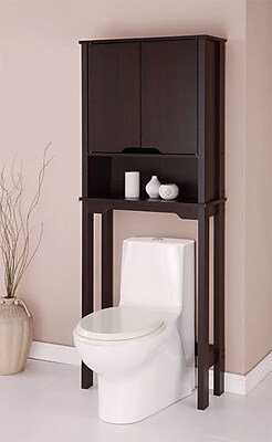 OIA Ambassador 25.88'' W x 67'' H Over The Toilet Spacesaver Cabinet