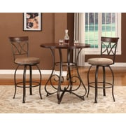 Powell 3 Piece Pub Table Set