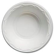 GENPAK Round Plastic Bowl, 12 oz.