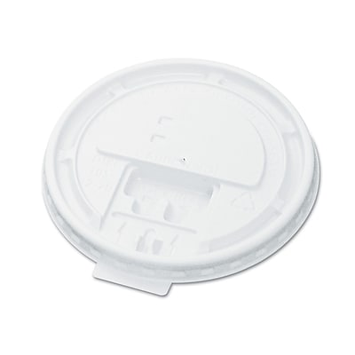 PACTIV- DOPACO ITEMS Cup Tear-Tab Lids 1524549