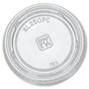 FABRI KAL Corp Fab Portion Cup Lids, 1.5Oz - 2.5 Oz
