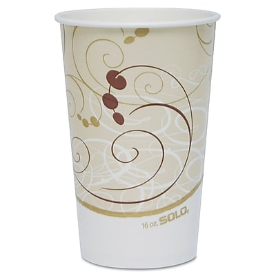 SOLO CUP COMPANY Paper Cold Cups 1524376