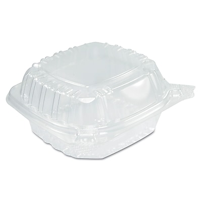 DART CONTAINER CORP Hinged Clear Containers 1524272