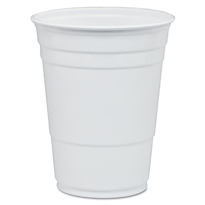 SOLO CUP COMPANY Party Plastic Cold Drink Cups 1524503